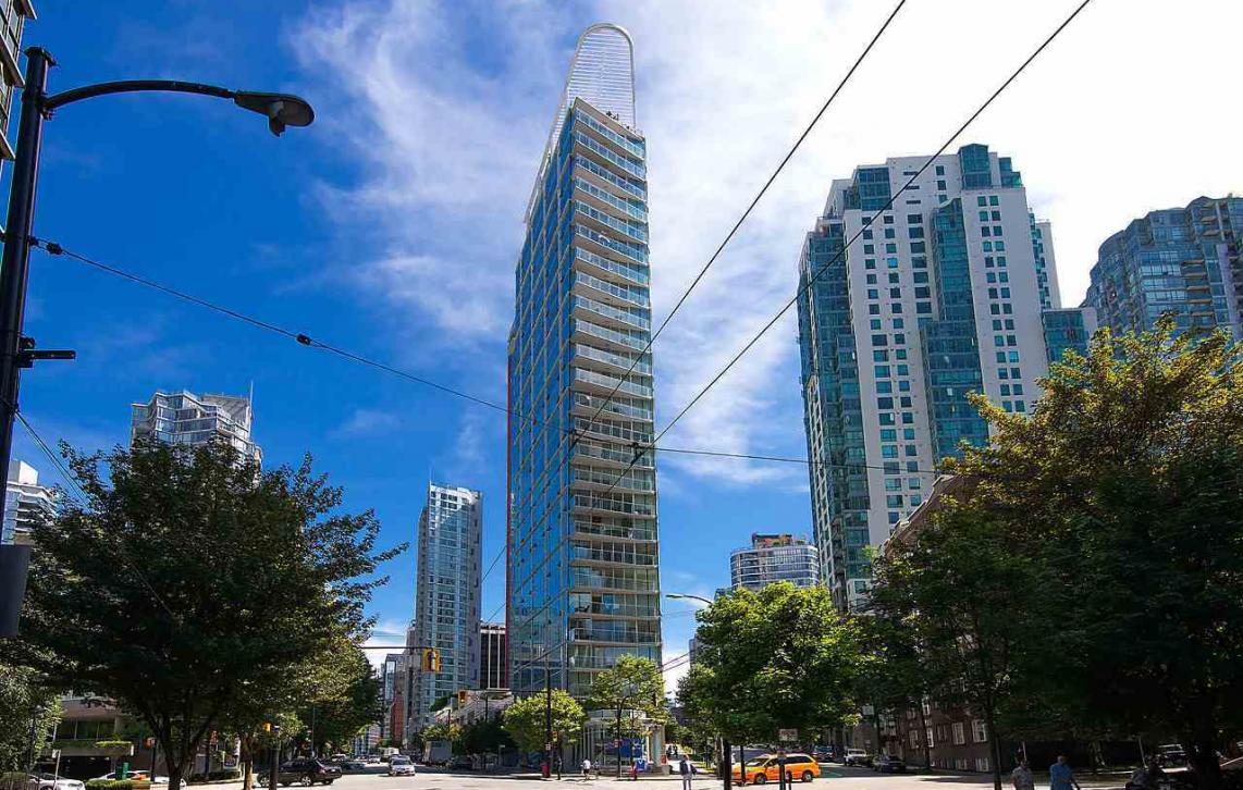 1501 - 1277 Melville Street, Coal Harbour, Vancouver West