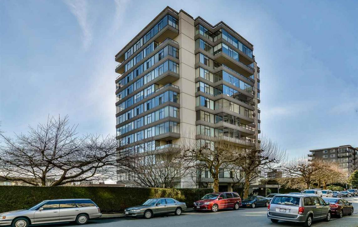 802 - 1480 Duchess, Ambleside, West Vancouver