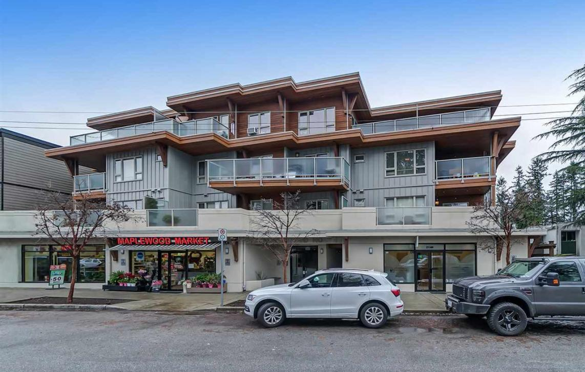 202 - 2138 Old Dollarton Road, Seymour NV, North Vancouver