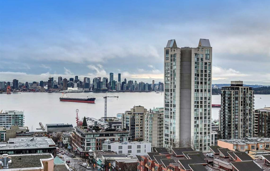 1103 - 444 Lonsdale Avenue, Lower Lonsdale, North Vancouver