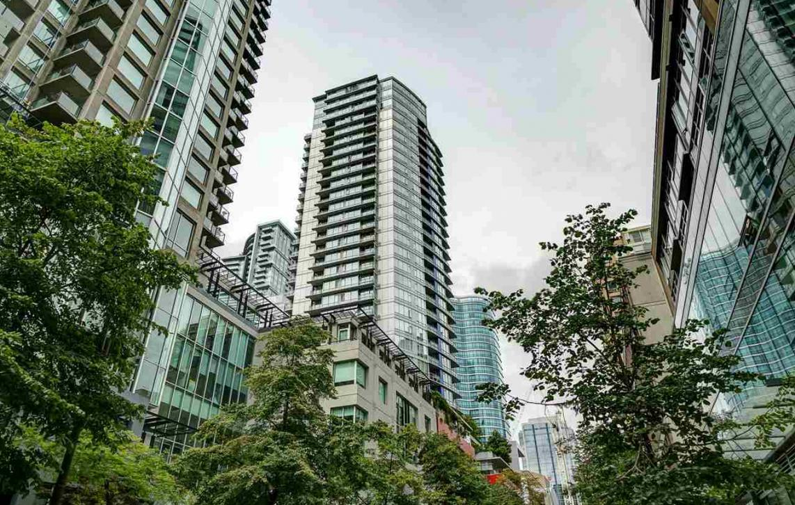 1603 - 833 Homer Street, Downtown VW, Vancouver West